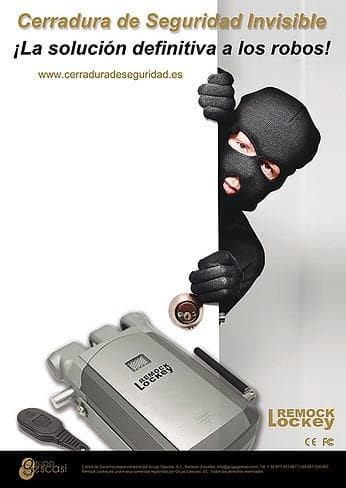 Foto 5 REMOCK LOCKEY (Cerradura invisible)